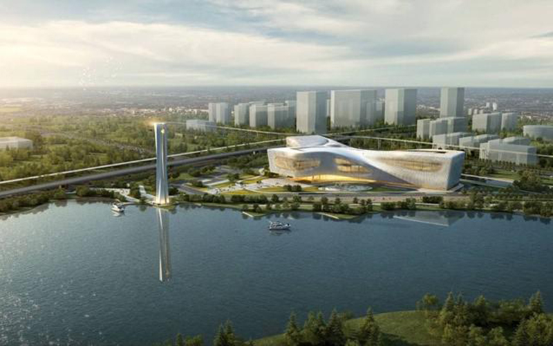 "Hefei Panshi Winning the Bid of ""explore and discover"" for the Integrated Design and Construction Exhibition Project of New Henan Science and Technology Museum"